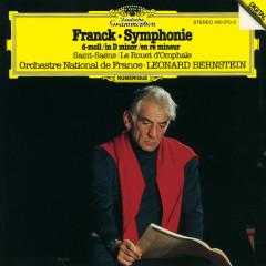 Franck: Symphony in D minor / Saint-Saens: Le Rouet d'Omphale - Orchestre National de France, Leonard Bernstein