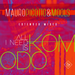 All I Need Is Komodo (Extended Mixes)