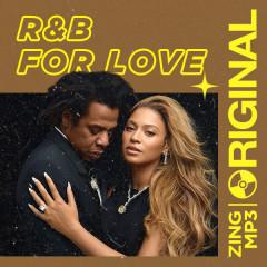 Wazzup: R&B For Love - Beyoncé, Usher, Alicia Keys, Mariah Carey