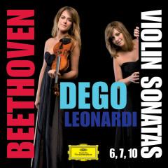 Violin Sonatas Nos. 6, 7 And 10 - Francesca Dego, Francesca Leonardi