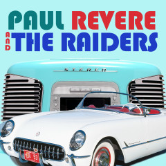Paul Revere & The Raiders - Paul Revere & The Raiders