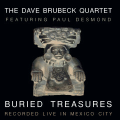 Buried Treasures - Dave Brubeck, Paul Desmond