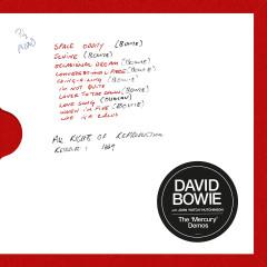 The 'Mercury' Demos (with John 'Hutch' Hutchinson) - David Bowie, John 'Hutch' Hutchinson