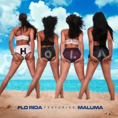 Hola (feat. Maluma) - Flo Rida, Maluma