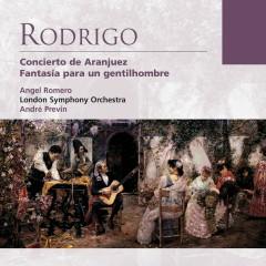 Rodrigo: Concierto de Aranjuez etc - Angel Romero