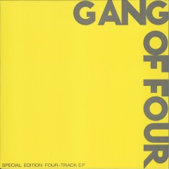 Gang Of Four (Yellow EP) - Gang Of Four