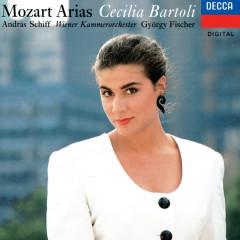 Cecilia Bartoli - Mozart Arias - Cecilia Bartoli, Andras Schiff, Wiener Kammerorchester, György Fischer
