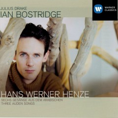 Henze: Songs - Ian Bostridge, Julius Drake
