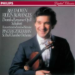 Beethoven/Schubert/Dvorak: Romances, etc - Pinchas Zukerman, St. Paul Chamber Orchestra