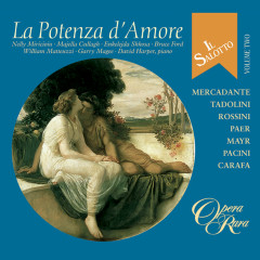 Il salotto Vol. 2: La potenza d'amore - Nelly Miricioiu, Bruce Ford, William Matteuzzi, Majella Cullagh, David Harper