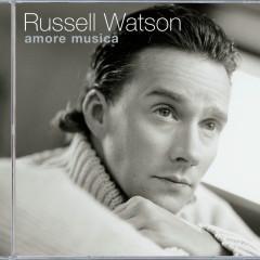 Amore Musica + Bonus Track - Russell Watson