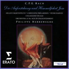 C.P.E. Bach: Die Auferstehung und Himmelfahrt Jesu Wq 240