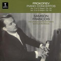 Prokofiev: Piano Concertos Nos. 3 & 5 - Samson François, Witold Rowicki, Philharmonia Orchestra