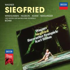 Wagner: Siegfried - Wolfgang Windgassen, Gustav Neidlinger, Erwin Wohlfahrt, Theo Adam, Birgit Nilsson