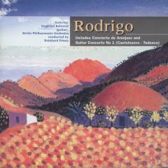 Rodrigo - Ernst Märzendorfer, Reinhard Peters, Berliner Philharmoniker, Radio-Symphonie-Orchester Berlin, Siegfried Behrend