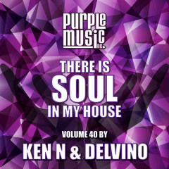 Ken N & Delvino Presents There is Soul in My House, Vol. 40 - Various Artists