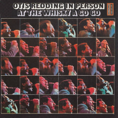 In Person at the Whiskey a Go Go - Otis Redding