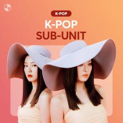 K-Pop Sub-Unit - Various Artists