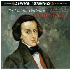 Chopin: Ballades - Arthur Rubinstein