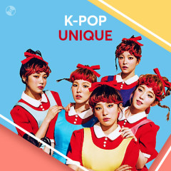 K-POP UNIQUE! - Various Artists