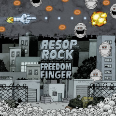 Freedom Finger (Music from the Game) - Aesop Rock