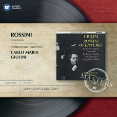 Rossini: Overtures - Carlo Maria Giulini