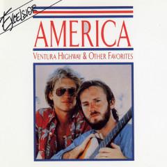 Ventura Highway & Other Favorites - America