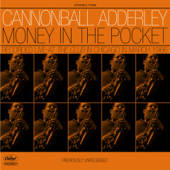 Money In The Pocket (Reissue) - Cannonball Adderley