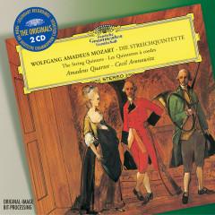 Mozart: The String Quintets - Amadeus Quartet, Cecil Aronowitz