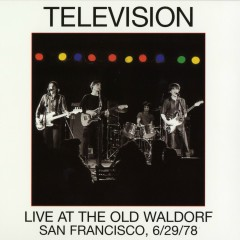 Live At The Old Waldorf - Television
