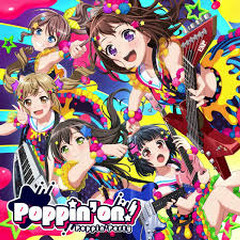 Poppin'on! CD1 - Poppin'Party