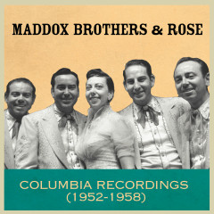 Columbia Recordings (1952-1958)
