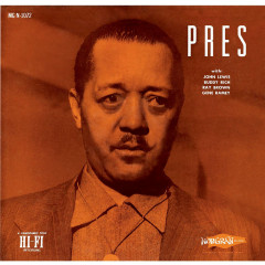 Pres - Lester Young