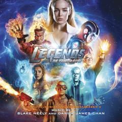 DC's Legends Of Tomorrow: Season 3 (Original Television Soundtrack) - Blake Neely, Daniel James Chan