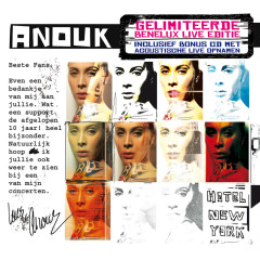 Hotel New York Live Edition - Anouk