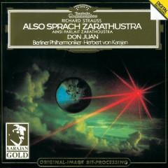 Strauss, R.: Also sprach Zarathustra; Don Juan - Berliner Philharmoniker, Herbert von Karajan, Thomas Brandis