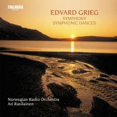 Edvard Grieg : Symphony, Symphonic Dances - Norwegian Radio Orchestra