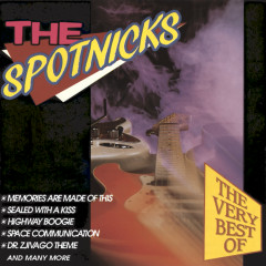 The Very Best Of The Spotnicks - The Spotnicks