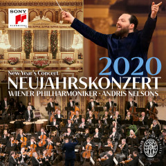 Neujahrskonzert 2020 / New Year's Concert 2020 / Concert du Nouvel An 2020 - Andris Nelsons, Wiener Philharmoniker