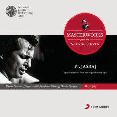 From the NCPA Archives - Pt. Jasraj