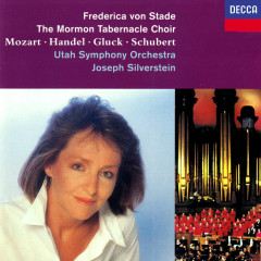 A Song of Thanksgiving - Frederica von Stade, The Mormon Tabernacle Choir, Utah Symphony Orchestra, Joseph Silverstein