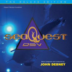 seaQuest DSV: The Deluxe Edition (Original Television Soundtrack) - John Debney