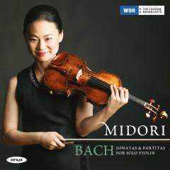 Bach Partitas & Sonatas for Solo Violin - Midori