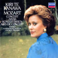 Mozart: Concert Arias - Kiri Te Kanawa, Wiener Kammerorchester, György Fischer