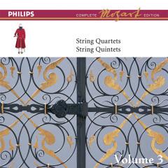 Mozart: The String Quartets, Vol.3 (Complete Mozart Edition) - Quartetto Italiano