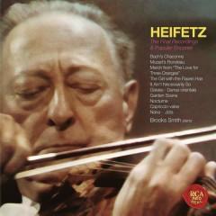 The Final Recordings & Popular Encores ((Heifetz Remastered)) - Jascha Heifetz