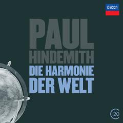 Hindemith: Die Harmonie der Welt; Octet - Gewandhausorchester Leipzig, Herbert Blomstedt, Members Of The Wiener Oktett