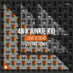 Love Is Dead (Lny Tnz Remix) - 4B, Junkie Kid