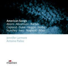 American Songs - Jennifer Larmore