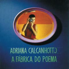 A Fábrica Do Poema - Adriana Calcanhotto